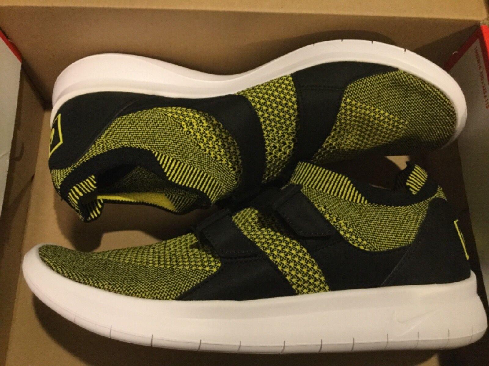 New Shoes Nike Mens Air Sockracer Flyknit Run Running Shoes New 898022-700  sz 10.5 055de9