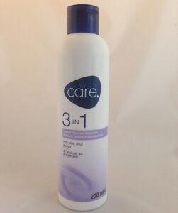 Avon-Reinigungs-Pflege-7-6cm-1-Reinigungs-Gesichtswasser-amp-Feuchtigkeits-200ml