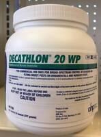Decathlon 20 Wp Greenhouse & Nursery Insecticide - (0.5 Pound Jar)