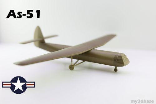 H0 Bausatz Airspeed Horsa As-51 1:87