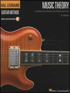 Agressif Hal Leonard Guitar Method Music Theory Tab Music Book With Audio Tom Kolb-afficher Le Titre D'origine