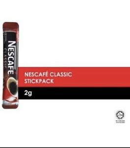 NESCAFE-CLASSIC-STICKPACK-034-WAKE-UP-TO-LIFE-034-2g-x-60-sticks-2-Packs