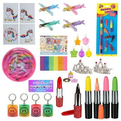 Party Bag Stocking Fillers Toys Novelty Goods loot bags 24 Mini UFO Launcher