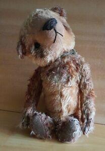 "Rare Collectible Teddy Bear  "" Old Panda"" ~ Deborah Beardsley-Elertson ~ Mohair"