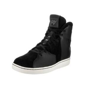 New Mens Boys Nike Jordan Westbrook 0.2 Black Red Shoes Trainers Mid ... d67b70f7995