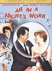 All In A Night's Work (DVD, 2007)
