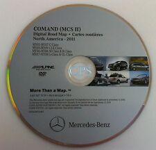 OEM USED MERCEDES BENZ COMAND CLASS CLK M R G GL NAVIGATION DISC DVD BQ6460264