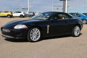 2007 Jaguar XK Convertible Accident Free,  Navigation (GPS),  Leather,  Bluetooth,  A/C,