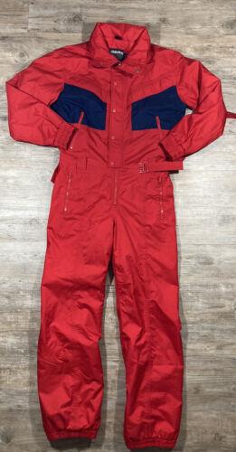 VTG White Stag Ski Gore-Tex Thinsulate Red Windbre