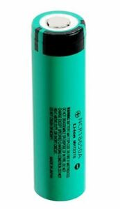 Rechargeable-battery-18650-3-7V-3100mAh-Li-Ion-Panasonic-NCR18650A