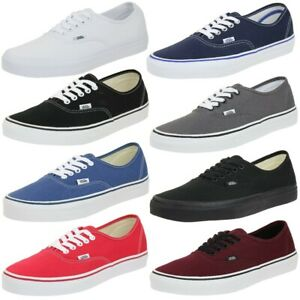 Details zu VANS Authentic Classic Sneaker Skate Schuhe Klassiker Skaterschuhe