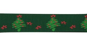 Grosgrain-Christmas-Tree-and-Star-Ribbon-Green-app-10mm-x-5yrds