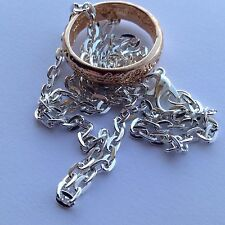 Hobbit Lord of the Rings One Gold Ring LOTR Necklace