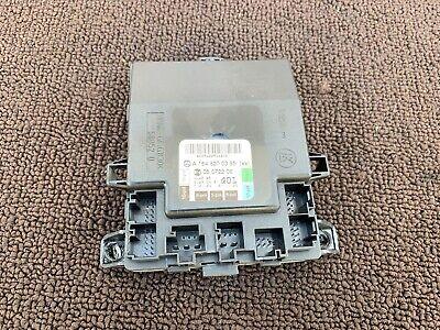 MERCEDES W251 W164 X164 R350 ML350 GL450 REAR VIEW CAMERA CONTROL MODULE OEM