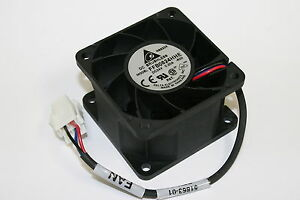 8574 Delta Electronics AFB0624H DC Brushless Fan 24VDC 0.11A 60x60x25mm