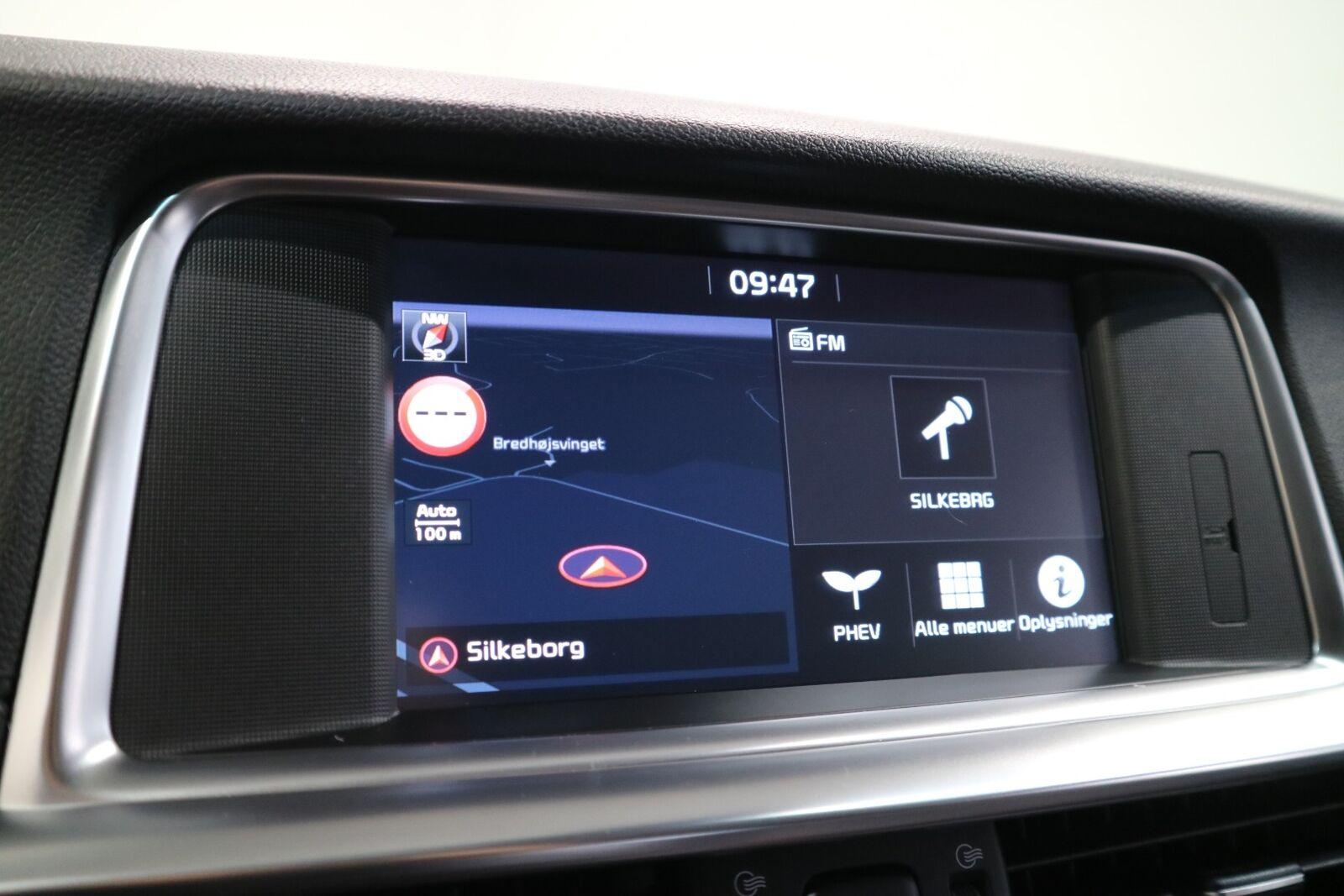 Kia Optima 2,0 PHEV SW aut. - billede 8