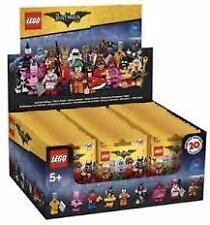 Lego Batman Movie Minifigures 71017 1 box 60 packs