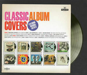 2010 Classic Album Covers sheet. Superb unmounted mint. FREEPOST!