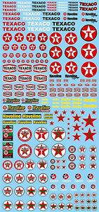 Texaco-Caltex-Havoline-Sponsor-PP12-180-X-80-mm-1-43-Autocollant-Decalcomanie
