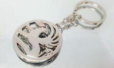 Vauxhall Metal Keyring Keychain Keyfob Key Ring Chain Thick Metal