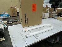 Sylvania Designer U Shaped Fluorescent Bulb 3000k 40w Fb40/d30/6 Lot Of 2 (nib)