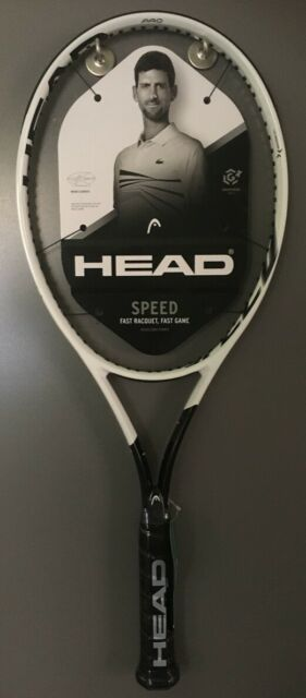 Head Graphene 360 Speed Pro 18x20 Novak Djokovic Tennis Racquet Racket 4 1 4 For Sale Online Ebay