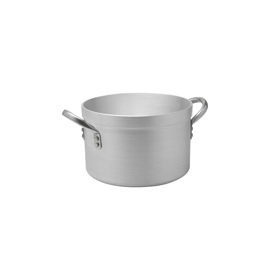 PARDINI Casseruola alta alluminio 2 manico inox Cm 36 pentola da cucina