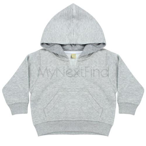 Larkwood Toddler Hooded Sweatshirt With Kangaroo Pocket