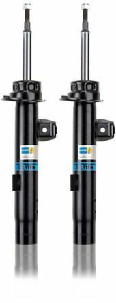 PAIR Bilstein B4 Rear Kit Shock Absorbers Dampers High OEM Quality 19-227771