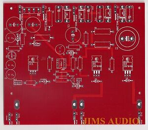 Extreme-Hi-End-Hybrid-Amplifier-End-PSU-PCB-one-piece-by-Andrea-Ciuffoli