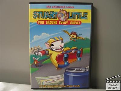Stuart Little Animated Series Fun Around Every Curve Dvd 2007 43396185784 Ebay