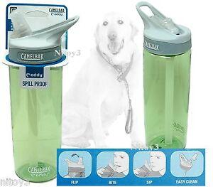 b57a06a595 CamelBak Eddy Water Bottle Leak Proof-Self Sealing Valve BPA-Free 20 ...