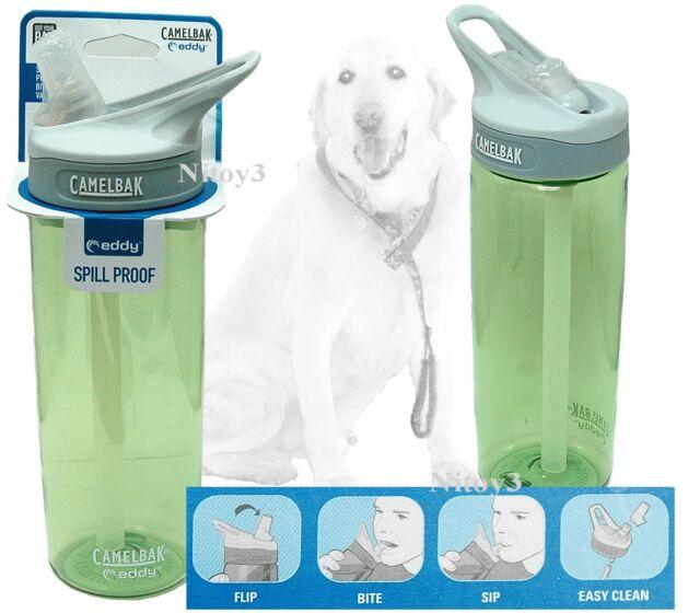 Camelbak Eddy Water Bottle Leak Proof-self Sealing Valve Bpa- 20 FL Oz