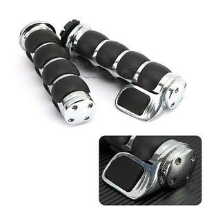 1-034-Motorcycle-Handlebar-Grips-For-Yamaha-XVS-1300-1100-Midnight-Custom-XV1700