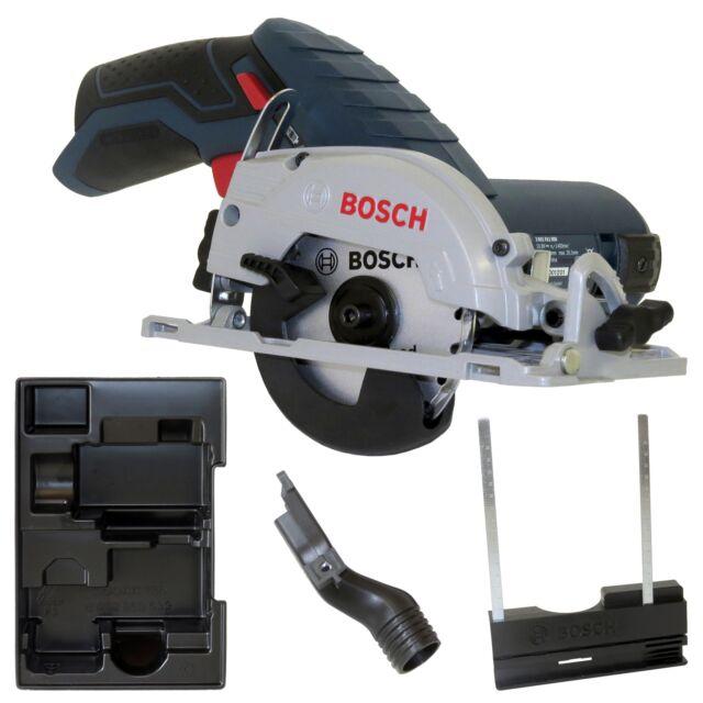 Bosch Akkukreissäge GKS 12V-26 solo mit L-Boxx Einlage ohne Akku ohne Lader