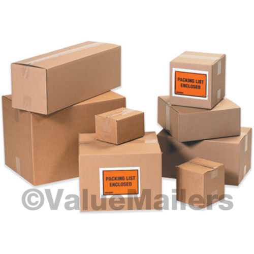 50 14x14x12 Shipping Packing Mailing Moving Boxes Corrugated Cartons
