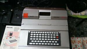 Videopac Philips G7400 computer da gioco + 6 giochi.