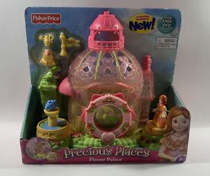 Fisher-Price-Precious-Places-Flower-Palace-NIB
