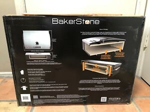 Image Is Loading Bakerstone Pizza Oven Box