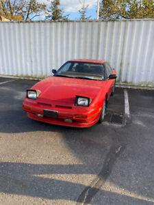 1990 Nissan 240 SX SE