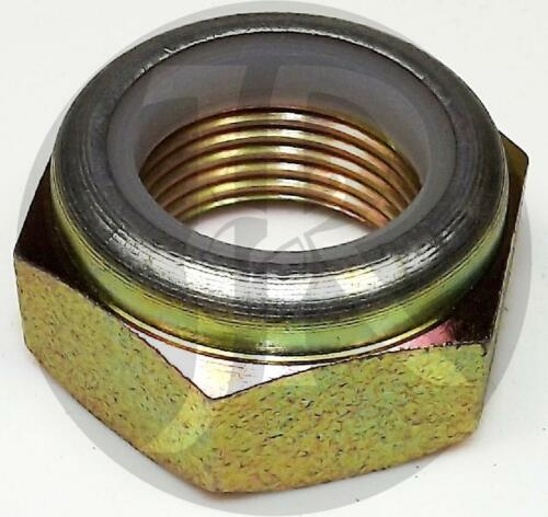 FITS NISSAN NOTE 1.5 DRIVESHAFT HUB NUT CV JOINT HUB NUT 06 ONWARDS