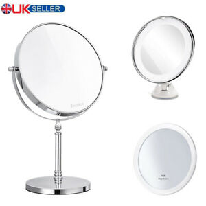10x Magnifying Makeup Mirror.Details About 10x Magnifying Makeup Mirror Bathroom Cosmetic Shaving Round 2 Side Mirror Uk