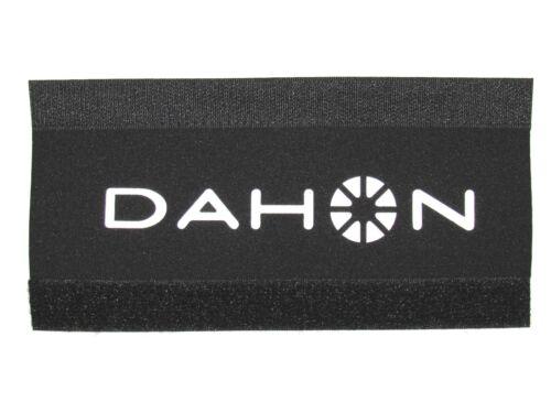 DAHON CHAINSTAY Reflective Protector Black NEW CHAINGUARD