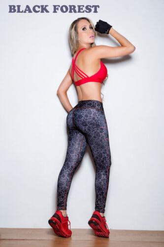 spinning workout Comfortable Women/'s Sport Leggings yoga zumba fitness