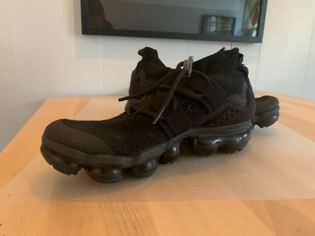 Nike Vapormax Flyknit Black - Men's Size 8.5