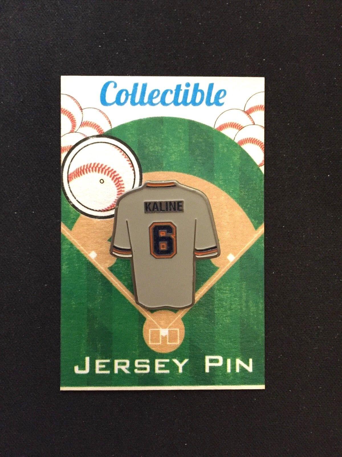 Detroit Tigers Al Kaline jersey lapel pin-Classic Retro Collectible- Mr. Tiger