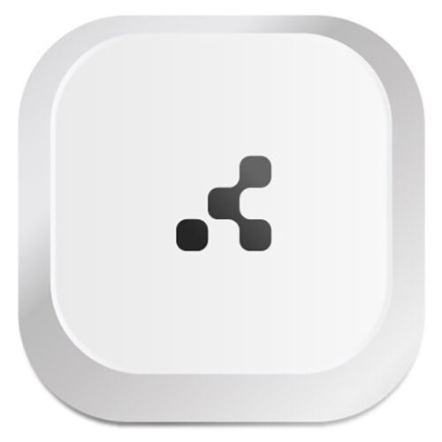 Beacon Bluetooth radio transmitter Kontakt.io Double Battery