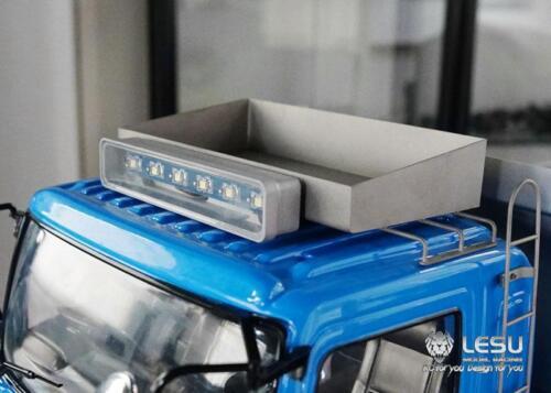 LESU LED Light Toplight for DIY TAMIYA RC Tractor Engineering Truck 1//14