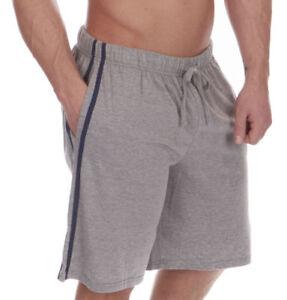 Just Essentials Mens Jersey Long Pyjama Sleep Shorts Trousers Bottoms UK Seller