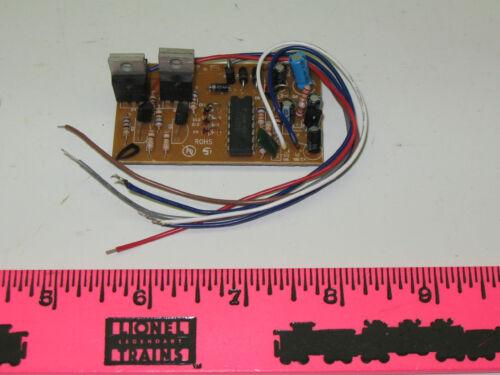 610-0103-100 E-unit board Lionel New Parts 610-0107-100